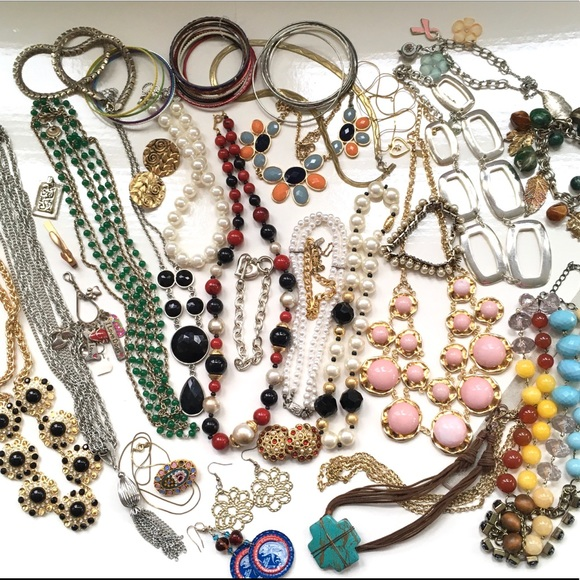 Vintage to Now Jewelry Lot